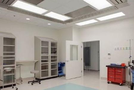 Weniger Plastic Surgery Center Interior